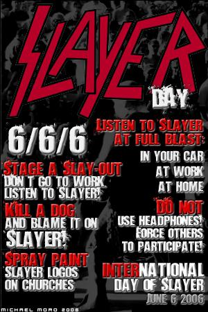 International Slayer Day