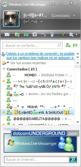 Windows Live Messenger 8.5 - Español