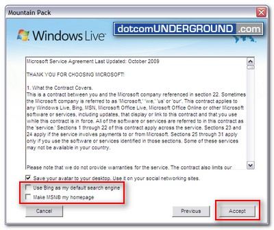 Windows Experience Pack - Installer