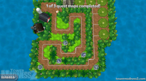 TowerMadness - Time Attack Quest #2 - Map 1