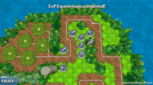 TowerMadness - Time Attack Quest #2 - Map 2