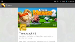 TowerMadness2 - Time Attack Quest #2