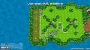 TowerMadness - Time Attack Quest #2 - Map 3