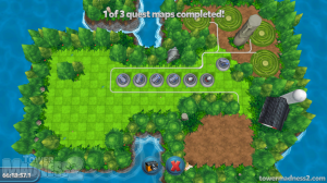 TowerMadness - Time Attack Quest #3 - Map 1