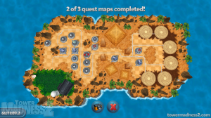 TowerMadness - Time Attack Quest #3 - Map 2